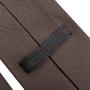 Authentic Second Hand Prada Dark Brown Silk Tie (PSS-859-00169) - Thumbnail 2