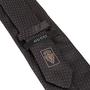 Authentic Second Hand Prada Black Silk Tie (PSS-859-00168) - Thumbnail 2