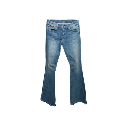 Authentic Second Hand Joe's Jeans High Waisted Flare Bottom Jeans (PSS-A64-00061)