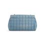 Authentic Second Hand Chanel Square Quilt Denim Flap Bag (PSS-988-00044) - Thumbnail 2