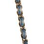 Authentic Second Hand Chanel Square Quilt Denim Flap Bag (PSS-988-00044) - Thumbnail 10