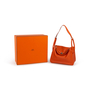 Authentic Second Hand Hermès Feu Evercolor Lindy 30 (PSS-B32-00001) - Thumbnail 7