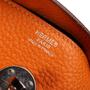 Authentic Second Hand Hermès Feu Clemence Lindy 30 (PSS-B32-00002) - Thumbnail 7