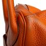 Authentic Second Hand Hermès Feu Clemence Lindy 30 (PSS-B32-00002) - Thumbnail 8
