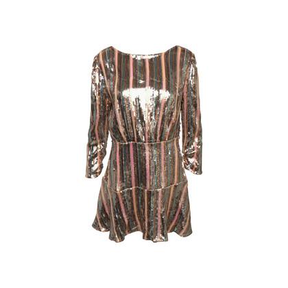 Authentic Second Hand Rixo Sequin Mini Dress (PSS-A34-00059)