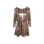 Authentic Second Hand Rixo Sequin Mini Dress (PSS-A34-00059) - Thumbnail 0