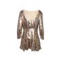 Authentic Second Hand Rixo Sequin Mini Dress (PSS-A34-00059) - Thumbnail 1