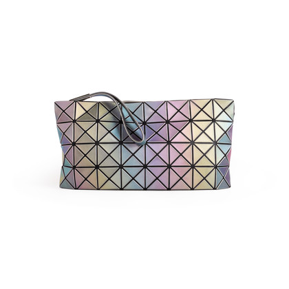 Authentic Second Hand Issey Miyake Bao Bao Holographic Wristlet (PSS-475-00076)
