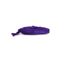 Authentic Second Hand Sergio Rossi Purple Suede Clutch (PSS-B35-00002) - Thumbnail 3