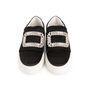 Authentic Second Hand Roger Vivier Sneaky Viv Strass Satin Sneakers (PSS-B11-00031) - Thumbnail 0