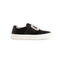 Authentic Second Hand Roger Vivier Sneaky Viv Strass Satin Sneakers (PSS-B11-00031) - Thumbnail 1