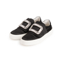 Authentic Second Hand Roger Vivier Sneaky Viv Strass Satin Sneakers (PSS-B11-00031) - Thumbnail 3