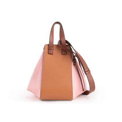 Authentic Second Hand Loewe Hammock Small Bag (PSS-B42-00012)