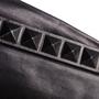 Authentic Second Hand Natalia Brilli Foldover Stud Clutch (PSS-916-00516) - Thumbnail 6