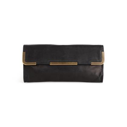 Authentic Second Hand Bottega Veneta Wristlet Wallet Clutch (PSS-916-00517)