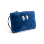 Authentic Second Hand Anya Hindmarch Shearling Ghost Pouch (PSS-B42-00004) - Thumbnail 1