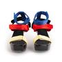 Authentic Second Hand Versace Vecro Strap Platform Sandals (PSS-A62-00018) - Thumbnail 0
