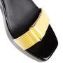 Authentic Second Hand Versace Vecro Strap Platform Sandals (PSS-A62-00018) - Thumbnail 7