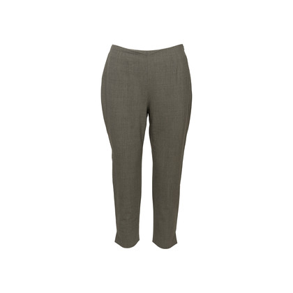 Authentic Second Hand Anteprima Cropped Wool Pants (PSS-916-00538)