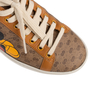 Authentic Second Hand Gucci Ace 'Mickey Mouse' Sneakers (PSS-200-02050) - Thumbnail 9