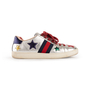 Authentic Second Hand Gucci Star Ace Sneakers (PSS-200-02053) - Thumbnail 1