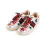 Authentic Second Hand Gucci Star Ace Sneakers (PSS-200-02053) - Thumbnail 3