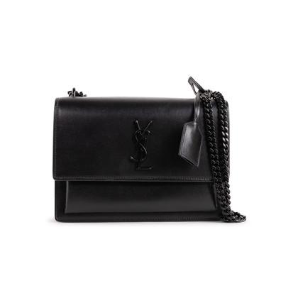 Authentic Second Hand Saint Laurent Sunset Medium Bag (PSS-247-00260)