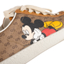 Authentic Second Hand Gucci Ace 'Mickey Mouse' Sneakers (PSS-200-02050) - Thumbnail 10