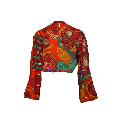 Authentic Second Hand Hermès Petit H Convertible Bolero (PSS-532-00013)