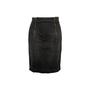 Authentic Second Hand Current Elliott Denim Zipper Pencil Skirt (PSS-A64-00083) - Thumbnail 0