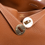 Authentic Second Hand Hermès Gold Lindy 26 (PSS-691-00049) - Thumbnail 5