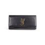 Authentic Second Hand Saint Laurent Cassandre Leather Clutch (PSS-454-00014) - Thumbnail 0
