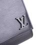 Authentic Second Hand Louis Vuitton Clery Epi Noir Clutch (PSS-B26-00024) - Thumbnail 7