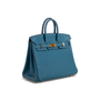 Authentic Second Hand Hermès Cobalt Birkin 25 (PSS-059-00119) - Thumbnail 1