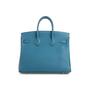Authentic Second Hand Hermès Cobalt Birkin 25 (PSS-059-00119) - Thumbnail 2