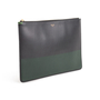 Authentic Second Hand Céline Perforated Clutch Pouch (PSS-B49-00001) - Thumbnail 1