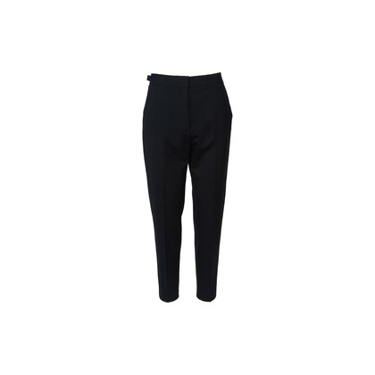 Authentic Second Hand Alexander Wang Tapered Wool-blend Trousers (PSS-568-00013)
