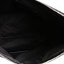 Authentic Second Hand Saint Laurent Stripe Canvas Zip Clutch (PSS-599-00034) - Thumbnail 6