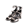 Authentic Second Hand McQ Alexander Mcqueen Angel 3 Strap Sandals (PSS-599-00035) - Thumbnail 3