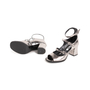 Authentic Second Hand McQ Alexander Mcqueen Angel 3 Strap Sandals (PSS-599-00035) - Thumbnail 4