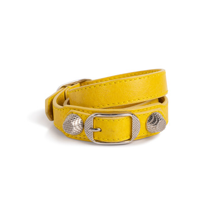 Authentic Second Hand Balenciaga Triple Tour Wrap Bracelet  (PSS-550-00008)