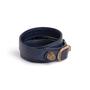 Authentic Second Hand Balenciaga Triple Tour Wrap Bracelet  (PSS-550-00009) - Thumbnail 1