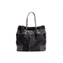 Authentic Second Hand Chanel Pony Quilted Drawstring Tote (PSS-B26-00004) - Thumbnail 0