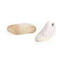 Authentic Second Hand Balenciaga Men's Urban Low-Top Leather Sneakers (PSS-567-00043) - Thumbnail 4