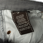 Authentic Second Hand 7 for all Mankind Grey Skinny Jeans (PSS-856-00178) - Thumbnail 2