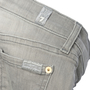 Authentic Second Hand 7 for all Mankind Grey Skinny Jeans (PSS-856-00178) - Thumbnail 3
