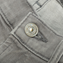 Authentic Second Hand 7 for all Mankind Grey Skinny Jeans (PSS-856-00178) - Thumbnail 4
