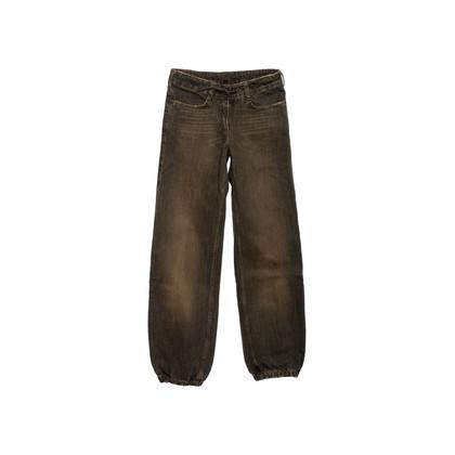 Authentic Second Hand Neil Barrett Drawstring Jeans (PSS-856-00179)