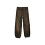 Authentic Second Hand Neil Barrett Drawstring Jeans (PSS-856-00179) - Thumbnail 0