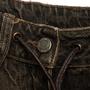 Authentic Second Hand Neil Barrett Drawstring Jeans (PSS-856-00179) - Thumbnail 4